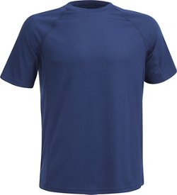 BCG Men's Turbo Mesh Short Sleeve T-shirt