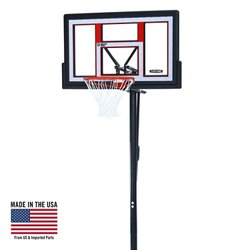 "Lifetime 50"" Makrolon® Portable Basketball Hoop"
