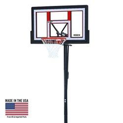 Unique Lifetime Basketball Goal Instructions