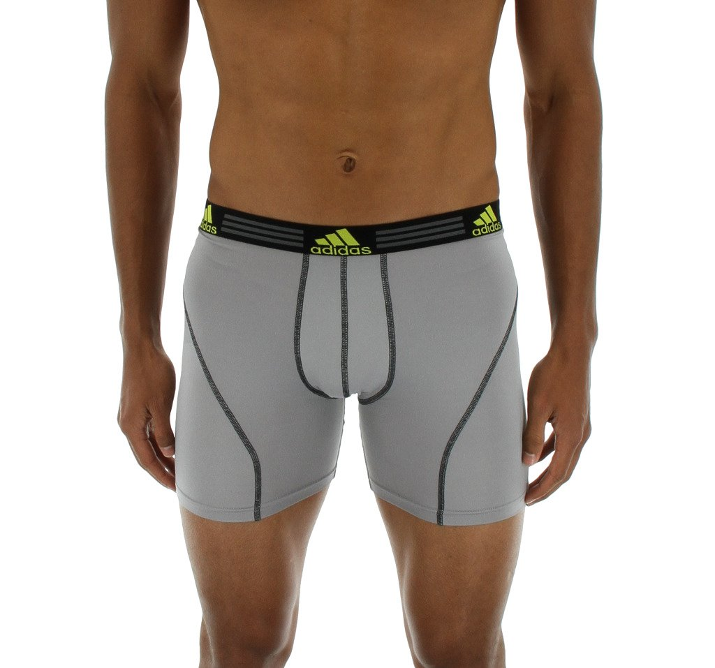 adidas Men's Sport Performance climalite Boxer Brief 2-Pack - view number 1