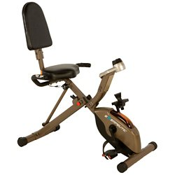 Paradigm Exerpeutic Gold 525XLR Folding Recumbent Exercise Bike