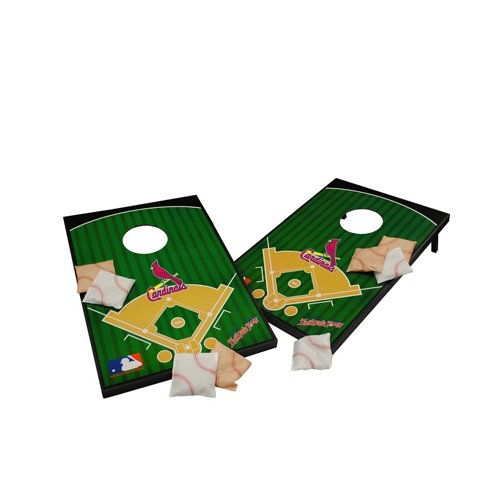 Wild Sports St. Louis Cardinals Tailgate Bean Bag Toss Game