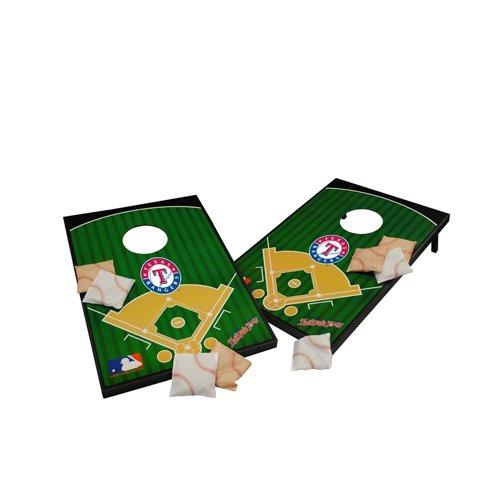 Wild Sports Texas Rangers Tailgate Bean Bag Toss Game