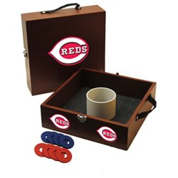 Wild Sports Cincinnati Reds Washer Toss Game