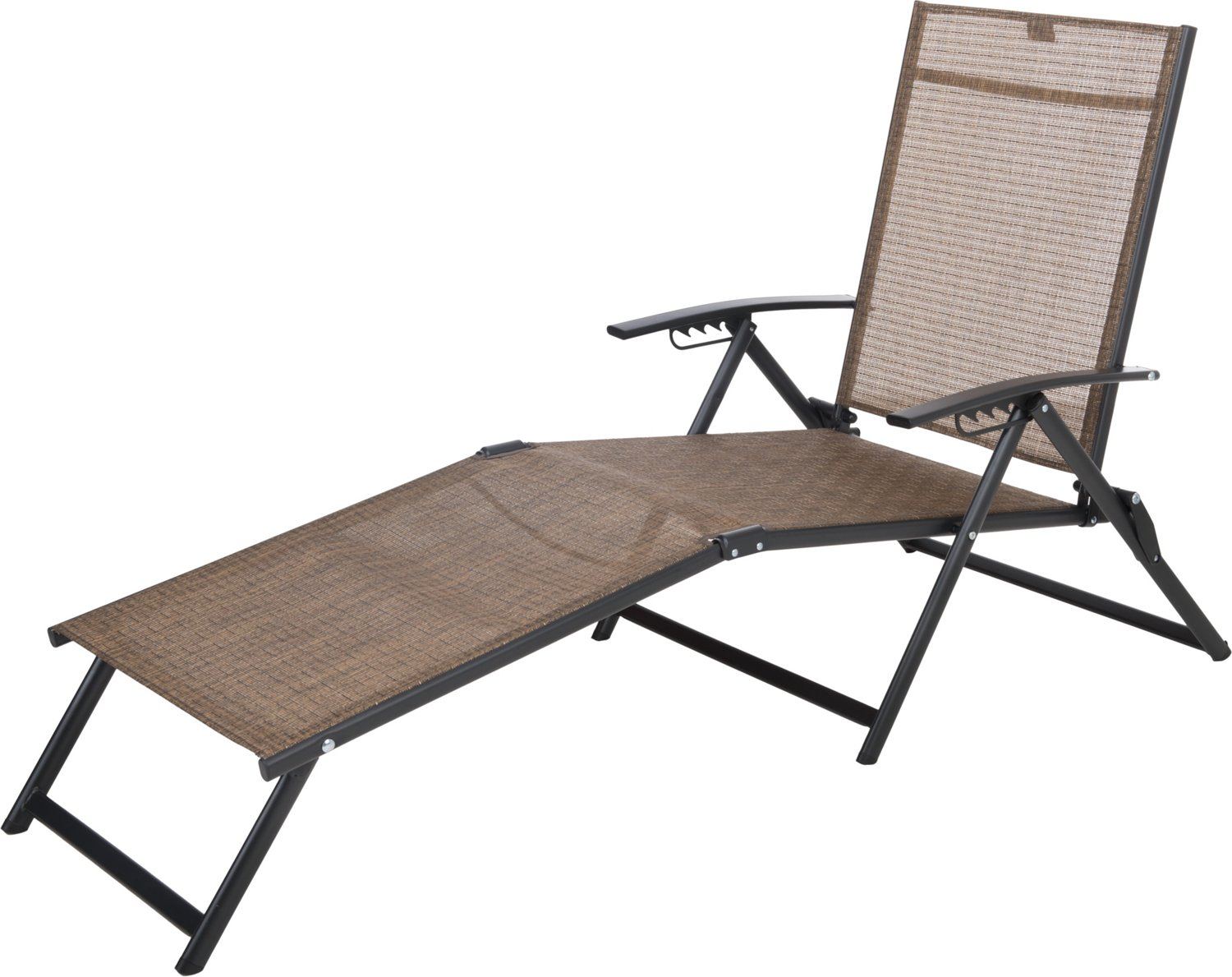 Mosaic Folding Sling Chaise Lounge  sc 1 st  Academy Sports + Outdoors & Patio Furniture | Patio Sets Patio Chairs Patio Swings u0026 more ...