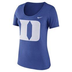 Nike Women's Duke University Logo Short Sleeve T-shirt