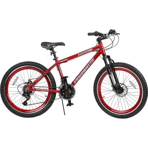 Ozone 500 Boys' Fragment 24 in 21-Speed Mountain Bike