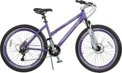 Ozone 500 Women's Fragment 26 in 21-Speed Mountain Bike