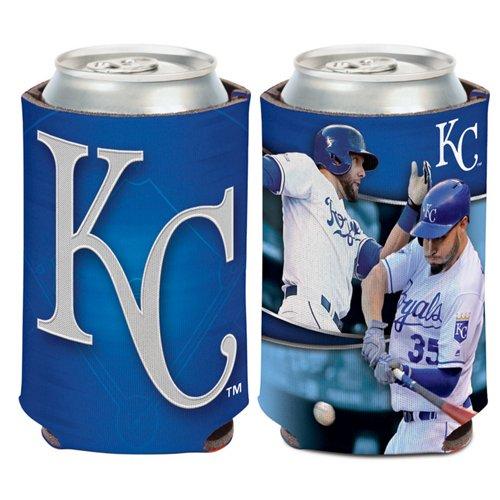 WinCraft Kansas City Royals Multiplayer 12 oz Can Cooler