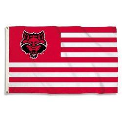 BSI Arkansas State University Fan Flag