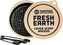Hunter's Specialties® Cover Scents Fresh Earth Scent Wafers™ 3-Pack