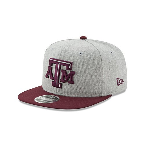 New Era Men's Texas A&M University Original Fit 9FIFTY® Cap