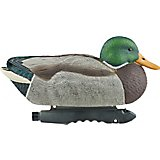 Game Winner Carver's Edge Series Resting and Sleeping Mallard Duck Decoys 6-Pack