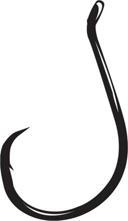 Octopus Offset Point Circle Hooks 25-Pack