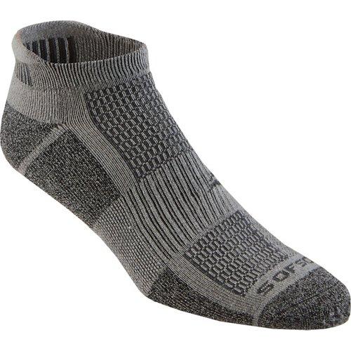 BCG Men's Multisport Cushion Low-Cut Socks 3 Pack