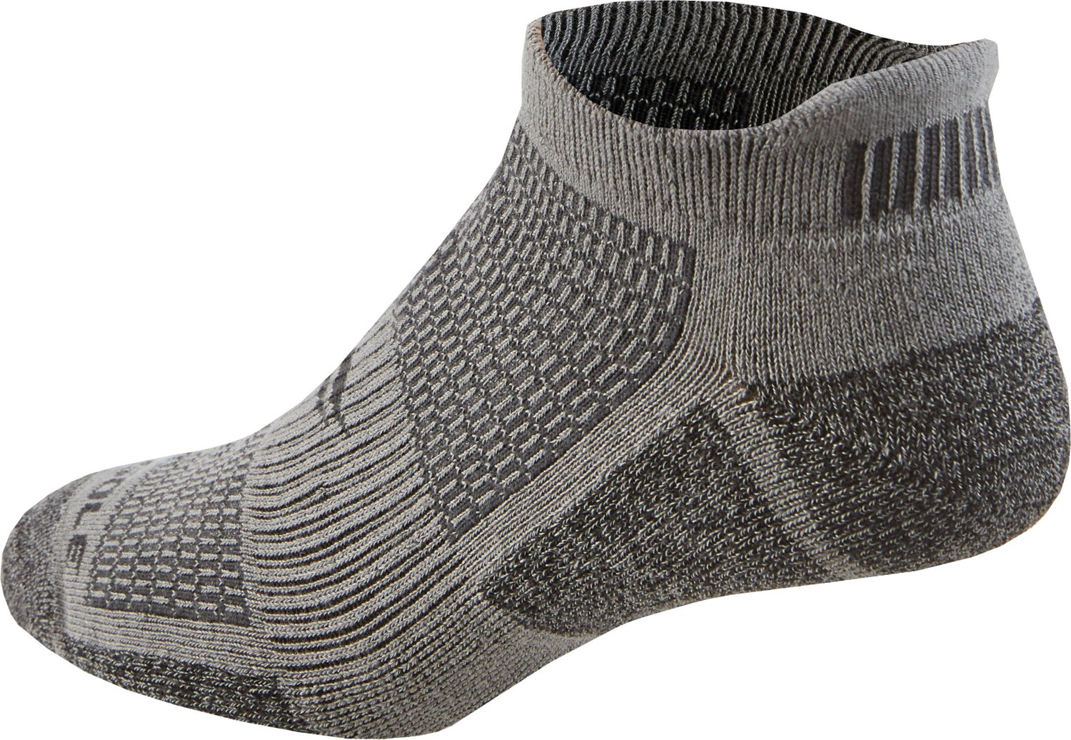 BCG Men's Multisport Cushion Low-Cut Socks 3 Pack | Academy