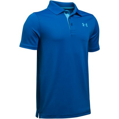 78b15f36 ... Under Armour Boys' Match Play Golf Polo Shirt. Boys' Shirts.  Hover/Click to enlarge