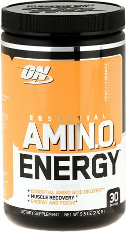 Optimum Nutrition Amino Acids & BCAA