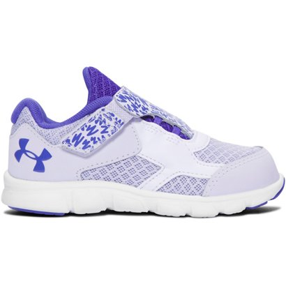 5acd2b7e23c Under Armour Toddler Girls  Thrill Running Shoes