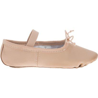 2a75f0dcd7e9 Dance Class Toddler Girls  Leather Ballet Shoes
