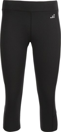 BCG Women's Colorblock Training Capri Pant