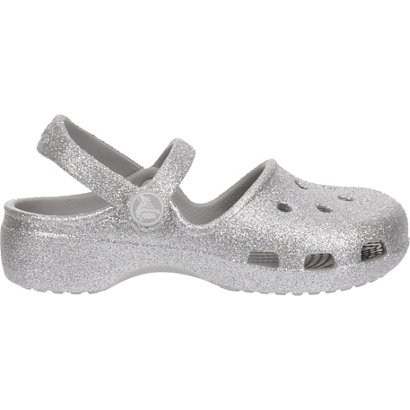 e8c9a1ec6502c ... Crocs Girls  Karin Sparkle Clogs. Girls  Casual Shoes. Hover Click to  enlarge