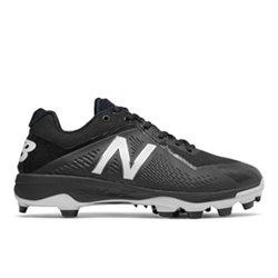 New Balance Men's 4040v4 Molded Low Baseball Cleats