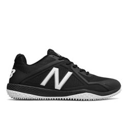 New Balance Men's 4040v4 Turf Low Baseball Cleats