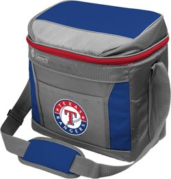 Coleman Texas Rangers 16-Can Soft Sided Cooler
