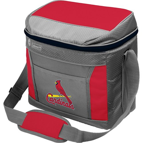 Coleman St. Louis Cardinals 16-Can Soft Sided Cooler