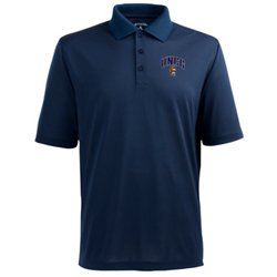 Antigua Men's University of North Carolina at Greensboro Pique Xtra-Lite Polo Shirt