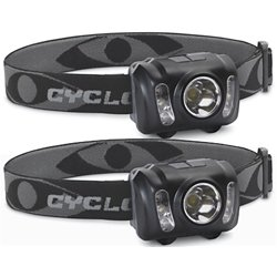 210-Lumen Headlamps 2-Pack