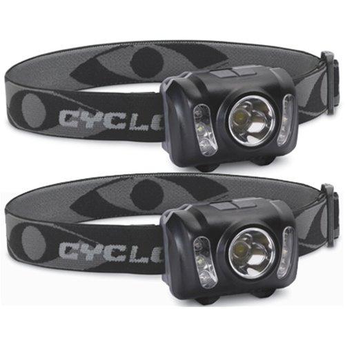 Cyclops 210-Lumen Headlamps 2-Pack