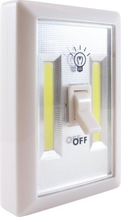 COB LED Cordless Light Switch