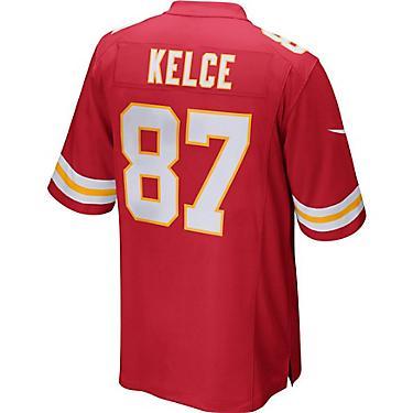 finest selection 3a3e0 17a16 Nike Men's Kansas City Chiefs Travis Kelce #87 Elite Replica Jersey