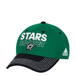 adidas Men's Dallas Stars Locker Room Structured Flex Fit Cap