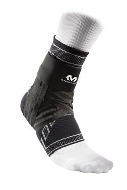 Elite Engineered Elastic Ankle Brace with Figure-6 Strap and Stays