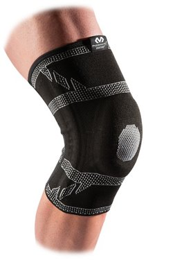 Elite Elastic Knee Sleeve with Gel Buttress and Stays
