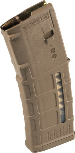 Magpul PMAG® M3 Window 5.56 x 45 NATO 30-Round Magazine