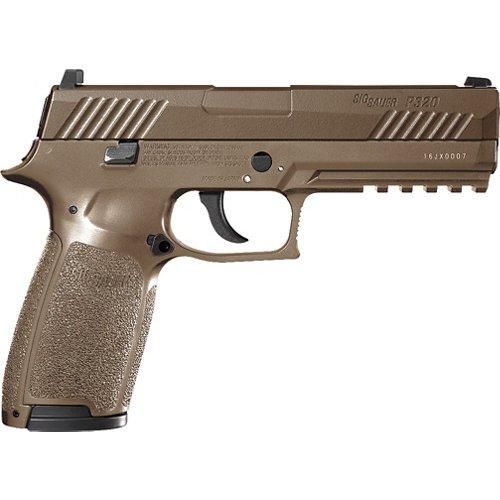 SIG SAUER P320 Advanced Sport Pellet .177 Caliber Air Pistol