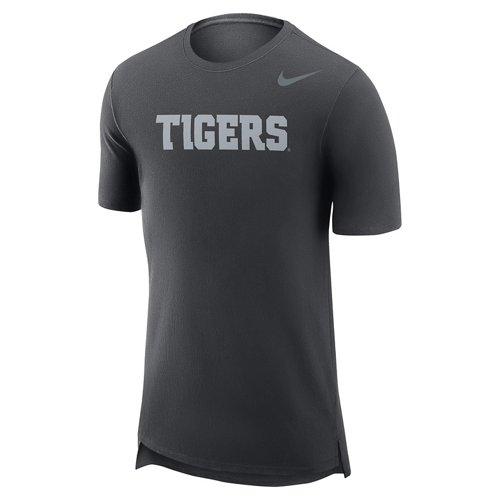 Nike Men's Clemson University Enzyme Droptail T-shirt