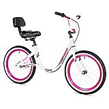 KaZAM Girls' 20 in Swoop Balance Bike
