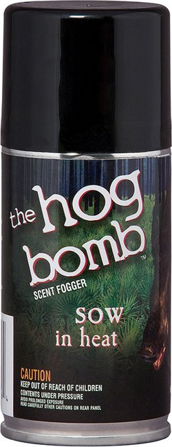 Buck Bomb Hog Bomb Sow in Estrus 5 oz. Wild Hog Attractant