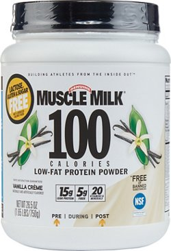 Muscle Milk 100-Calorie Low-Fat Protein Powder
