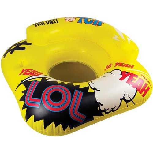 Poolmaster TGIF Inflatable Lounge Chair