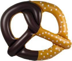 Poolmaster Chocolate-Dipped Pretzel Pool Float