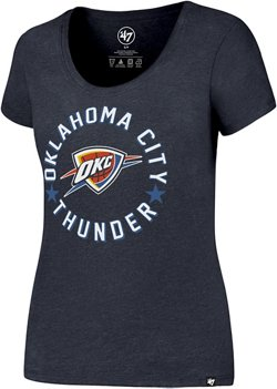 '47 Oklahoma City Thunder Women's Knockaround Club Circle T-shirt