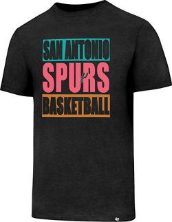 San Antonio Spurs Classic Basketball Club T-shirt