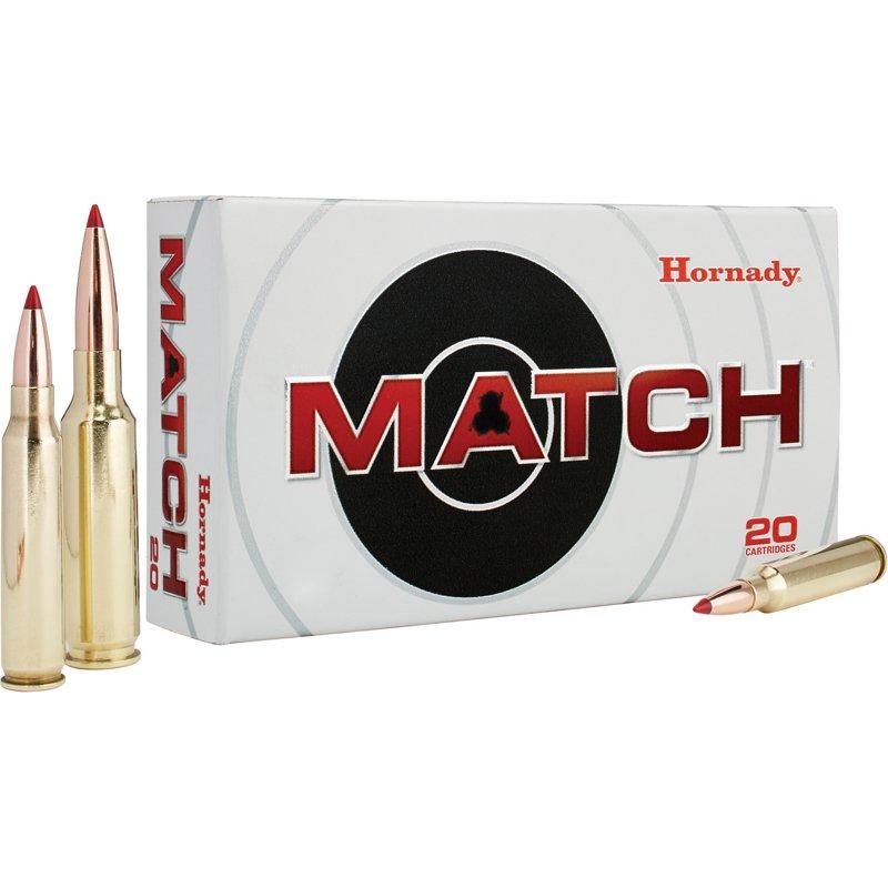 Hornady ELD Match 6.5 Creedmoor 147-Grain Rifle Ammunition – Rifle Shells at Academy Sports