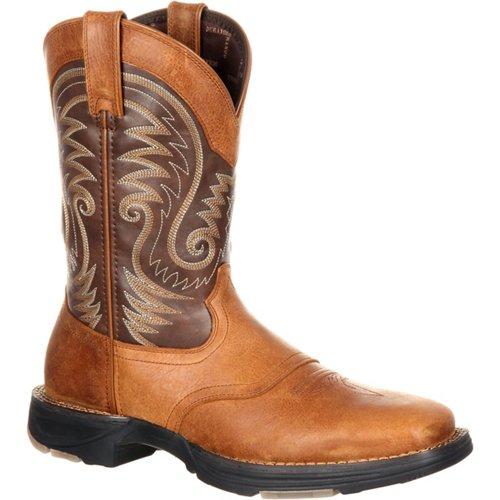 Durango Men's Ultra-Lite Western Saddle Boots